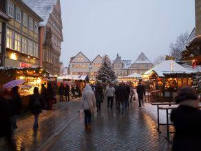 Hameln Weihnachtsmarkt Ritterstraße 2012