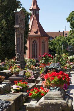 Nürnberg St. Johannisfriedhof 2012