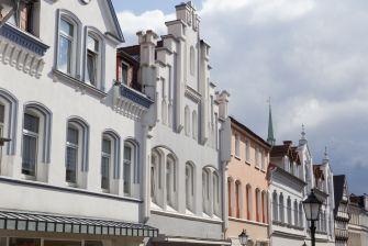 Hameln Häuserfronten 2013