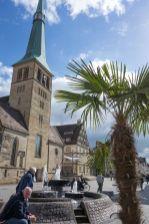 Hameln Hochzeitshaus Marktkirche St. Nicolai Pferdemarkt 2013