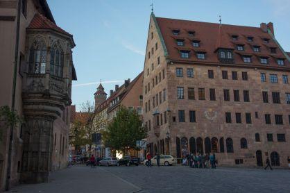 Nürnberg Albrecht-Dürer-Platz 2013