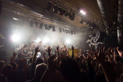 Luxuslärm Konzert Sumpfblume Hameln 2014