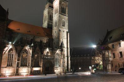 Nürnberg Sankt Sebaldus Kirche 2014