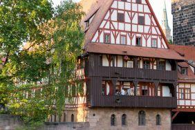 Nürnberg Fachwerkhaus 2018