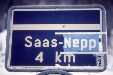Saas-Fee 1980