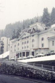 Hotel Belvedere in Davos 1983
