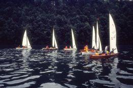 Piraten auf dem Vierwaldstätter See 1983