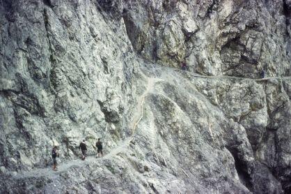 Rätikon Gebirge 1983