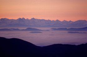 Belchen im Schwarzwald 1989