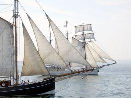 Hansesail Rostock Warnemünde 2003