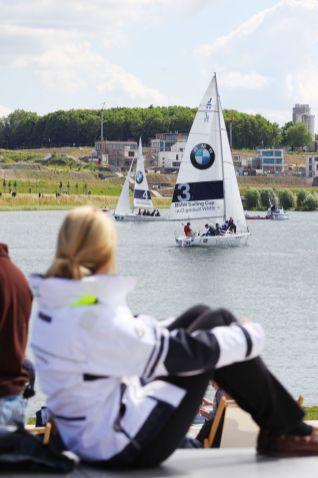Dortmund Phoenixsee BMW Sailing Cup 2012