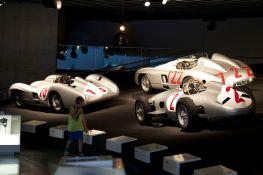 Mercedes Museum Stuttgart 2012
