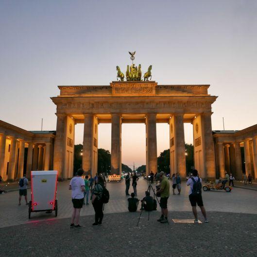 Berlin 2016 Brandenburger Tor