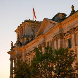 Berlin 2016 Reichstag