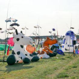 Drachenfest Berlin Tempelhof 2016