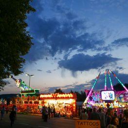 Annafest in Forchheim 2017