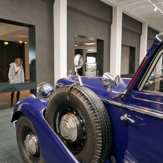 Maybach Museum Neumarkt 2017