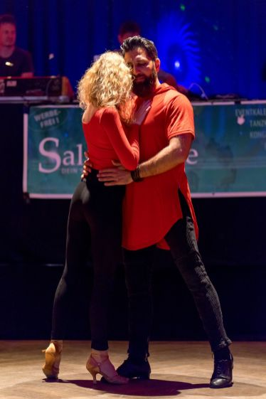 Salsa Night Haas-Säle Bamberg 2017