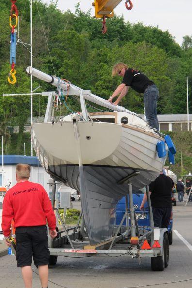 ECK DAYS Folkeboot Eckernförde 2012