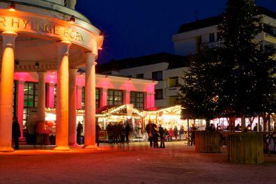 Weihnachtsmarkt Bad Pyrmont 2012