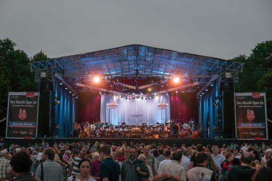 Klassik Open Air Nürnberg 2015