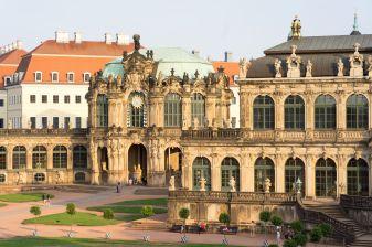 Zwinger in Dresden 2018
