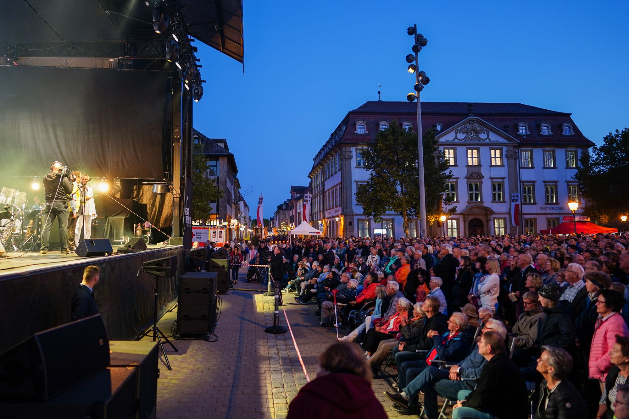 Big Band der Bundeswehr Erlangen 2019