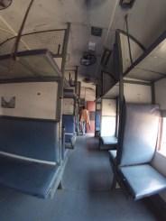 Fake train