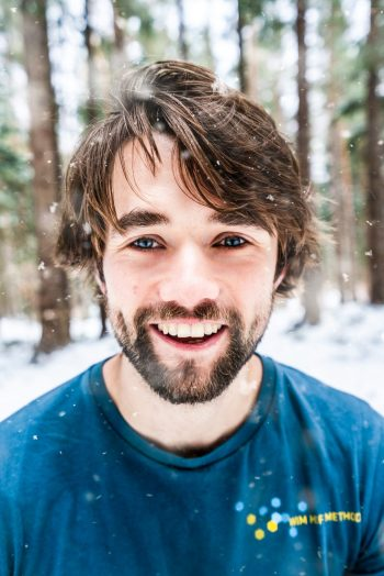 Sven Kimenai - Wim Hof Method Instructor, Breathwork Facilitator & Nature Guide