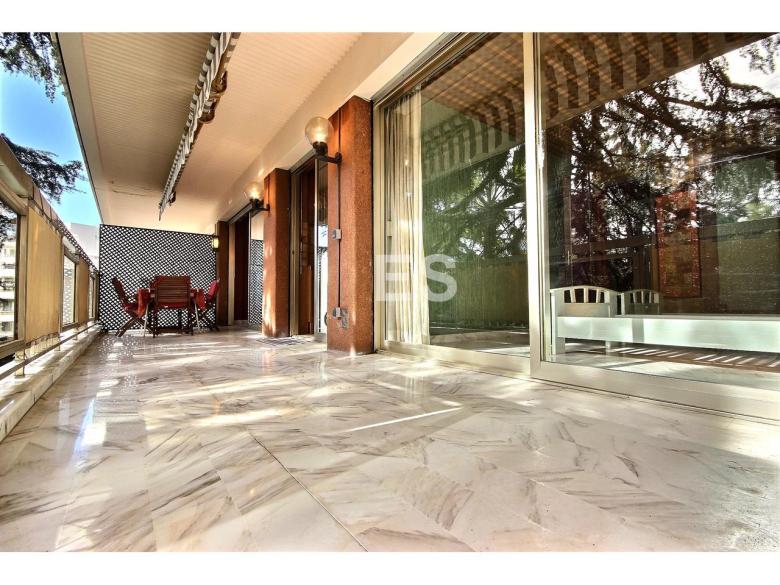 2-rumslägenhet till salu i Basse Californie Cannes terrass