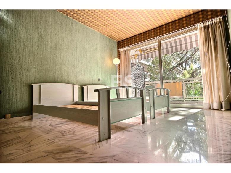 2-rumslägenhet till salu i Basse Californie Cannes sovrum