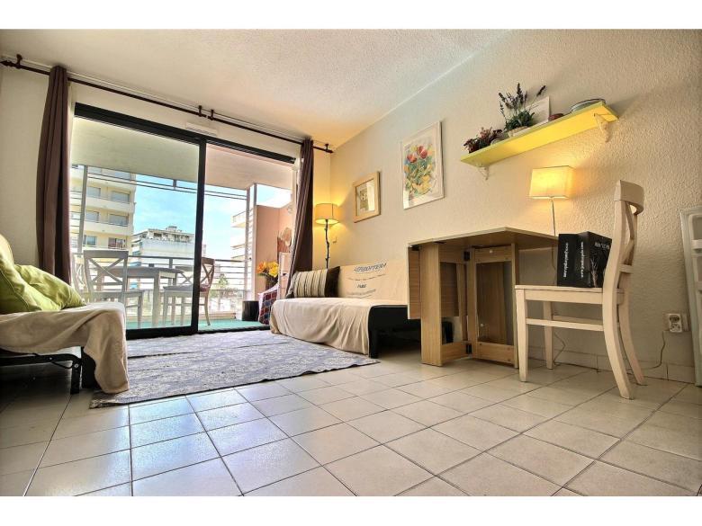 2 rumslägenhet till salu i Cannes Banane