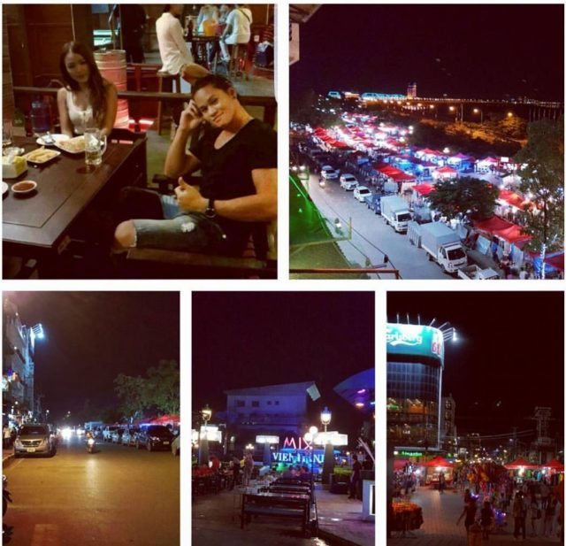 Bangkok till Laos