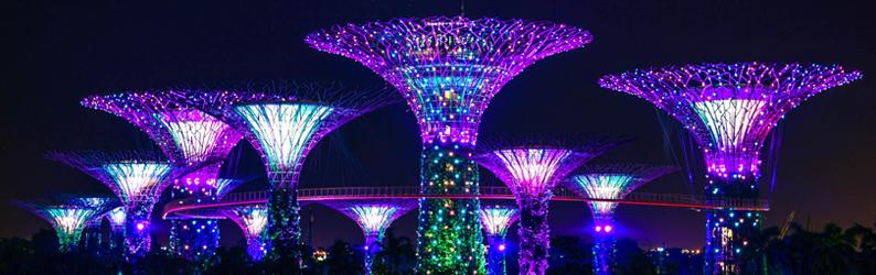 Barer i Singapore
