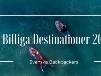 7 billiga destinationer 2017