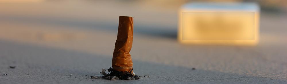 Nytt Rökförbud i Thailand November 2017