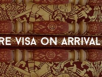 Enklare med visa on arrival i Laos