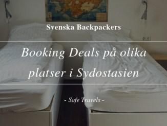 Booking Deals på olika platser i Sydostasien