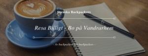 Resa Billigt - Bo på Vandrarhem