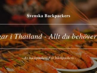 Pengar i Thailand - Allt du behöver veta