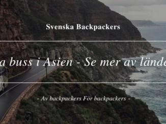 Boka buss i Asien - Se mer av länderna