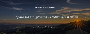 Spara tid vid gränsen - Ordna visum på förhand