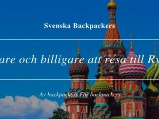 Enklare och billigare att resa till Ryssland nästa år
