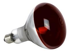 Värmelampa IR R125 250W E27