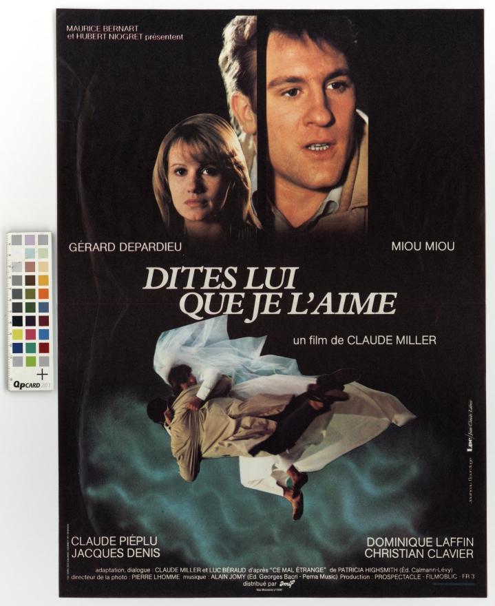 Dites Lui Que Je L Aime : dites, Dites-lui, L'aime, (1977)