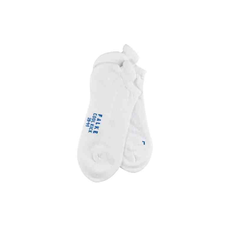 Falke Cool Kick Sneakersock White (2)