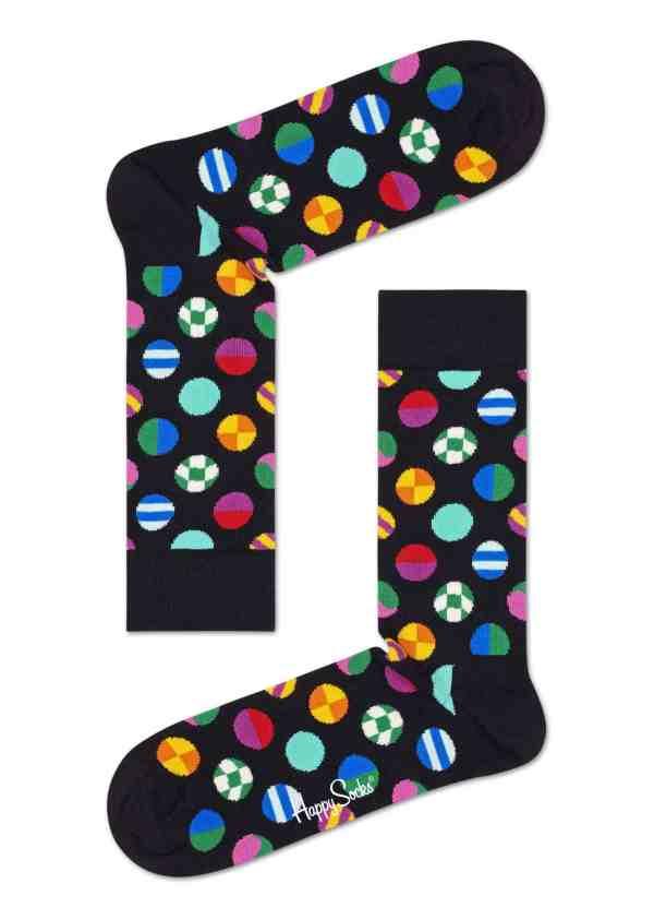 Happy Socks Clashing Dot Sock