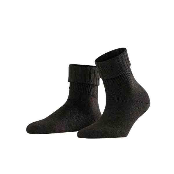 Falke Striggings Rib sock anthracite