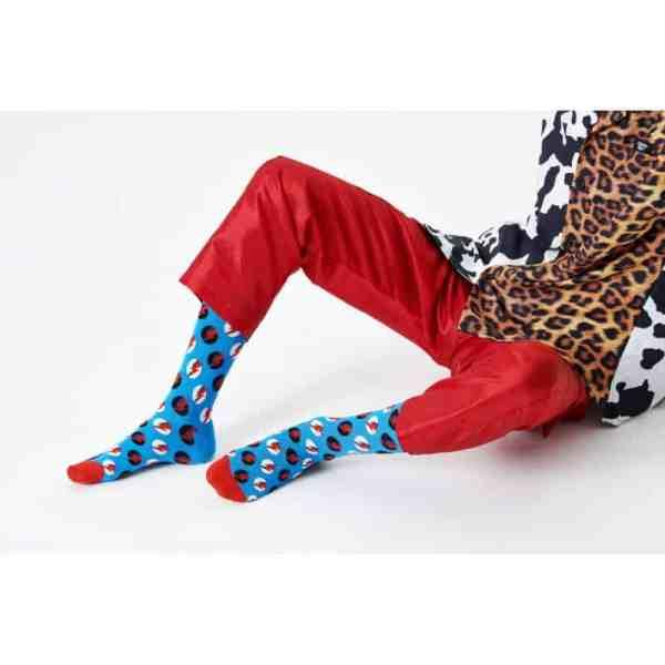 Happy Socks Bowie Big Bowie Dot