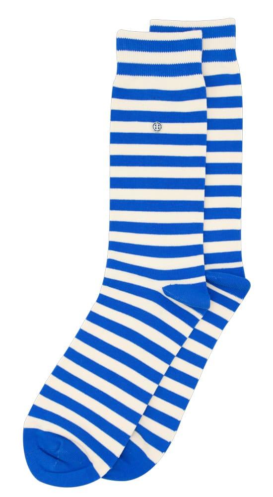 Alfredo Gonzales Sok Harbour Stripes blue